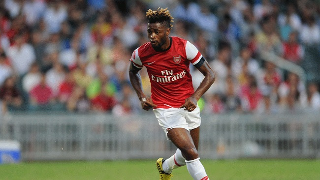 Alex Song to train with Red Bulls: Midfielder is eyeing a possible move to Major League Soccer