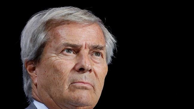 Billionaire Bollore Charged in French Bribery Investigation