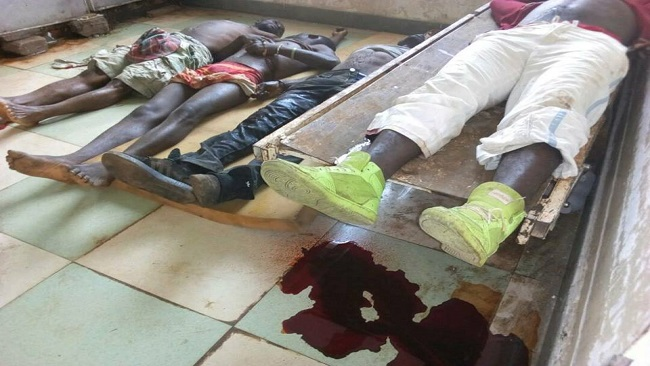 8 dead in the Manyu County had been in French Cameroun military custody