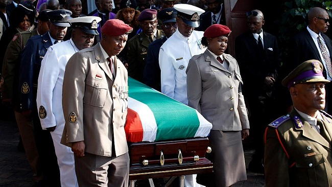 South Africa: 'Mama' Winnie Mandela goes home to rest
