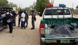 Nigerian Army, Immigration intercept vehicle-loads of Cameroonians