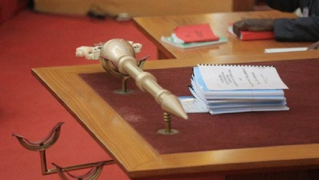 Nigeria Senate invasion: Mace recovered under bridge, lawmaker arrested