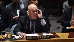 Russia says war with US over Syria a possibility