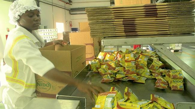 Nestlé Cameroon inaugurates new Nido powdered milk facility