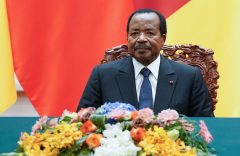 French Cameroun tyrant nears day of reckoning