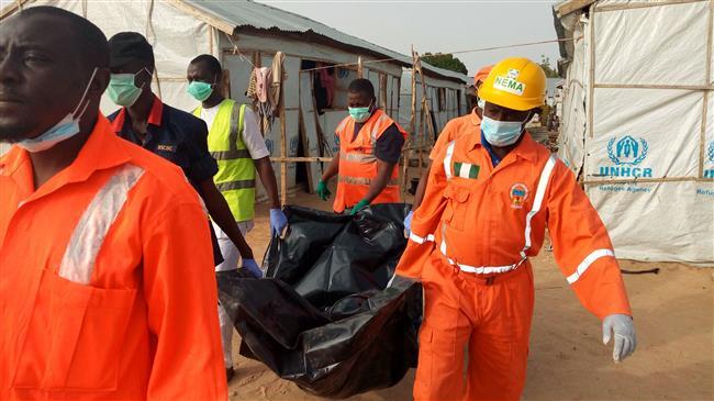 Suspected Boko Haram bomb attacks kill dozens in Nigeria