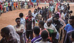Burundians vote in referendum on letting president rule until 2034