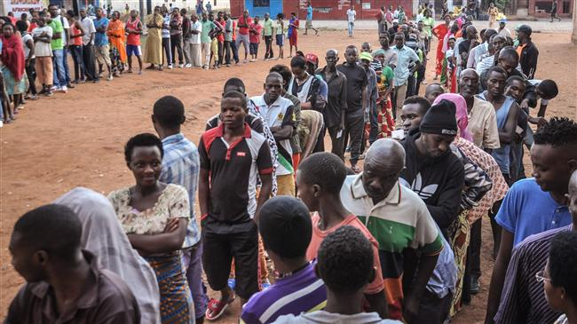Burundians vote in referendum on letting president rule until 2034