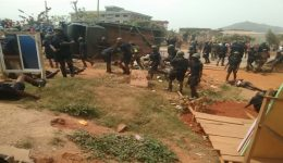 On Biya regime's determined attempt to mislead Cameroonians on the killings of soldiers