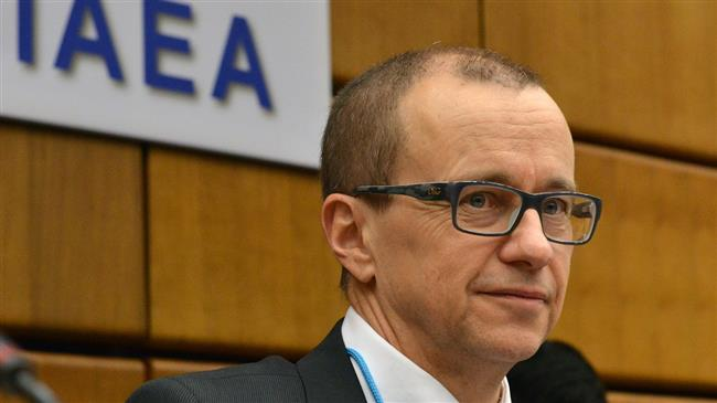 IAEA says agency's chief inspector resigns after US pullout of Iran deal