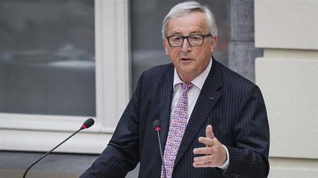 US turning its back on allies by quitting Iran deal: EU's Juncker