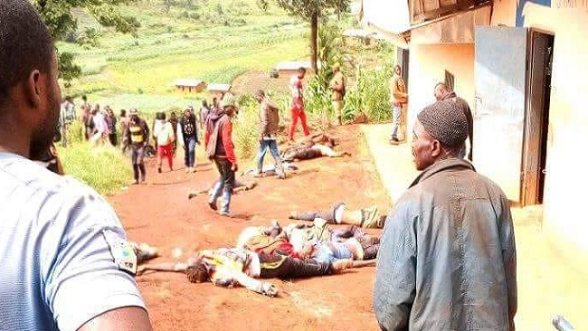 Southern Cameroons in Crisis: Dozens killed in Menka-Pinyin as civilians flee French Cameroun onslaught