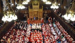 UK: May accused of hypocrisy after naming nine new Tory peers