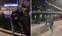 Kamer Feeling: Boxer who went missing brazenly post images of himself in Melbourne
