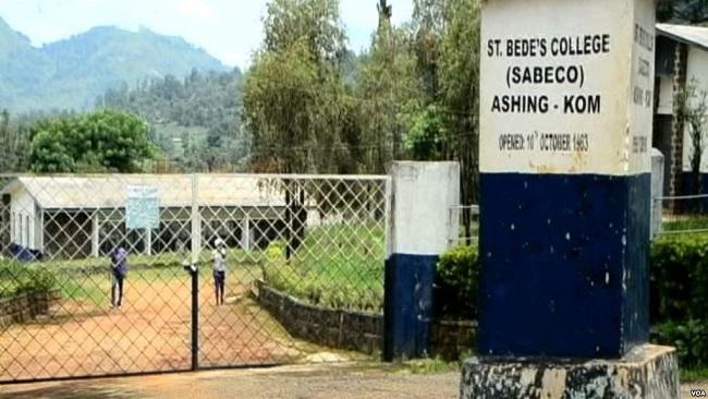 Schools Under Attack in Ambazonia