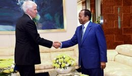 US ambassador's comment: A rift within the army and the CPDM?