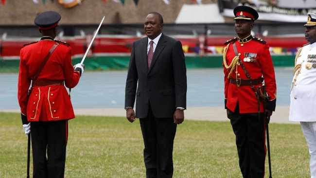 Kenya: President Kenyatta seeks forgiveness for 'damaging country's unity' during 2017 polls