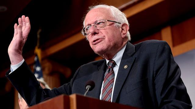 US: Bernie Sanders announces 2020 White House bid