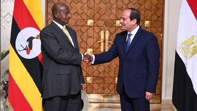 River Nile Politics: Uganda's Museveni invites Egypt's Sisi to visit source of world's longest river