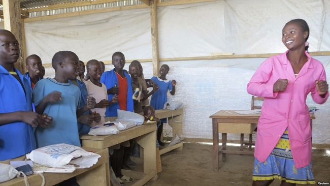 Concern Voiced About Education of Refugee Children in Cameroon