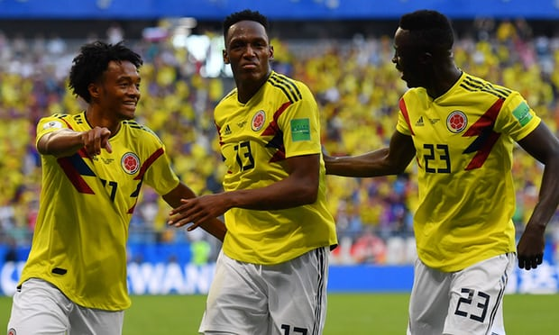 Colombia advance at World Cup as Senegal go out on yellow cards