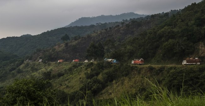 Congo to open two national parks up to oil drilling