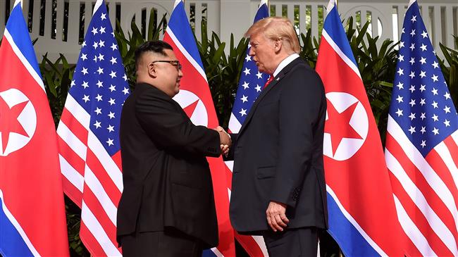North Korea, US sign 'comprehensive' document after historic summit