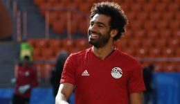 Liverpool striker Salah fit for Egypt's FIFA World Cup opening match