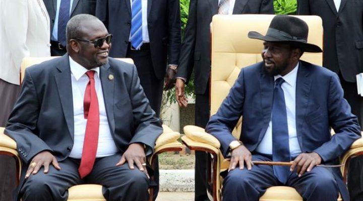 South Sudan president, rebel leader set for new talks in Khartoum
