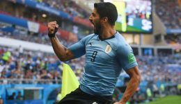 Uruguay beats Saudi Arabia, moves to FIFA World Cup knockout stage