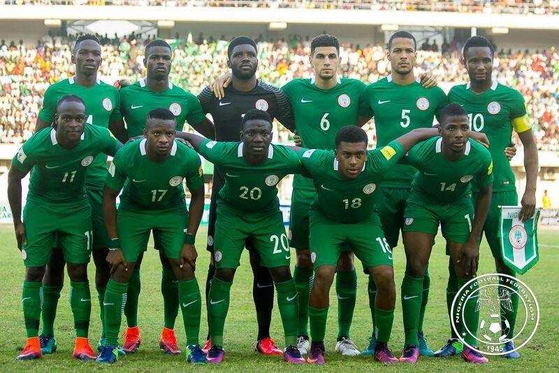 3f96f6fe Fake Nigeria World Cup jerseys sales soar as fans dare to dream ...