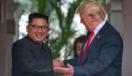 Despite summit, Trump calls North Korea 'extraordinary threat' to US