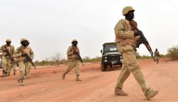Burkina Faso arrests 60 in anti-terror operation