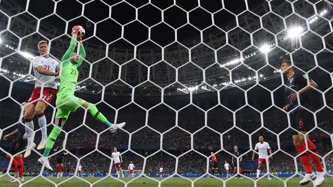 Russia 2018: Croatia advances to quarter-finals