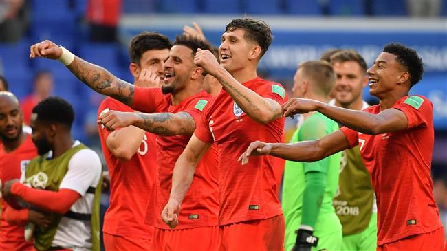 England beats Sweden to reach World Cup semi-finals