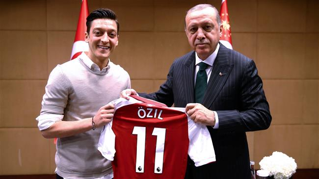 Mesut Ozil Quits German national team over racism; Turkey hails decision