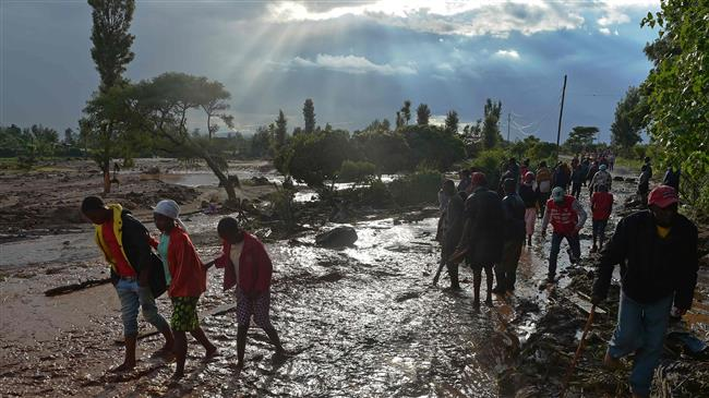 1000s of Kenyans go hungry after floods, aid agencies say