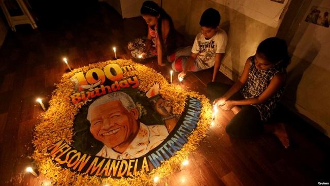 US Intelligence Documents on Nelson Mandela Made Public