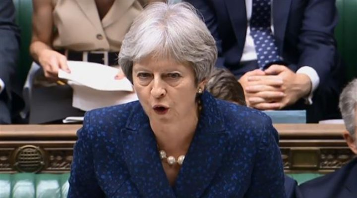UK: Prime Minister May survives leadership challenge amid Brexit chaos