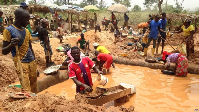 Biya regime struggling to get school-age miners back in class