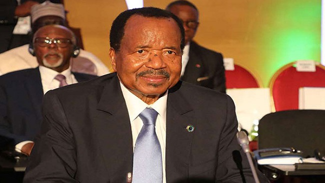 Exposed: Biya re-engaged Washington lobbying firm Patton Boggs to counter the Interim Government