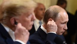 US: Trump 'worried' about impeachment over Russia ties
