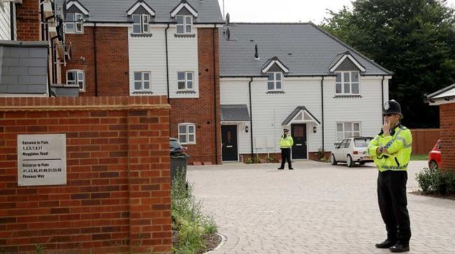 UK police investigating new Novichok nerve agent attack
