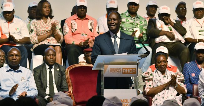 Ivory Coast begins presidential election campaigning amid violent demonstrations