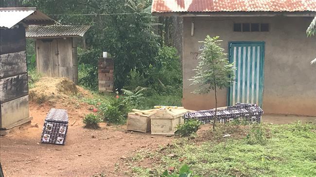 6 civilians killed in DR Congo militant attack