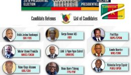 French Cameroun Politics: ELECAM clears Biya, eight others for October 7 polls