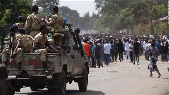 Ethiopia's violence kills civilians, displaces thousands