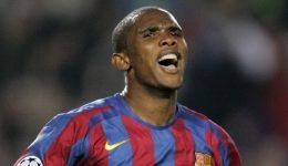 Samuel Eto'o signs with Qatar Sports Club