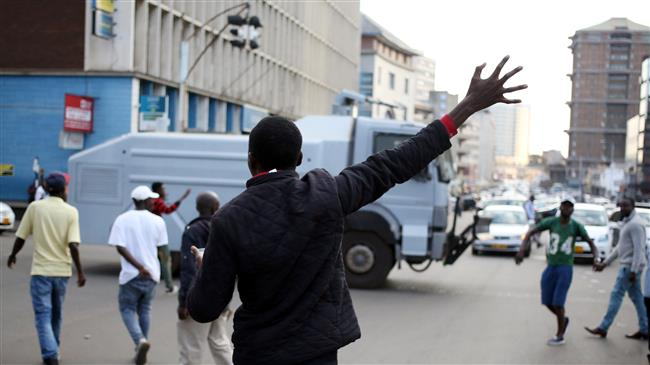 Zimbabwe opposition angry with delay of poll results