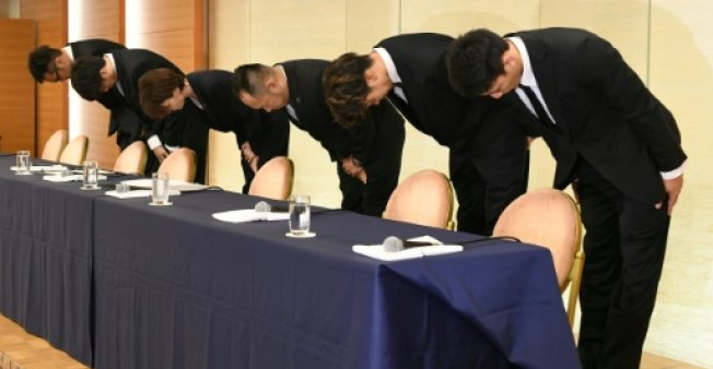 Japan basketball players suspended after buying sex